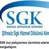 İsim ile SSK Hizmet Dökümü Sorgulama