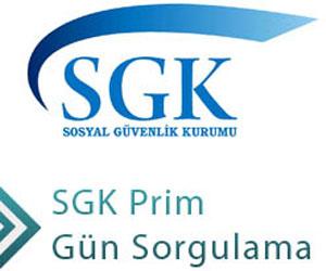 SGK Prim Sorgulama sayfası